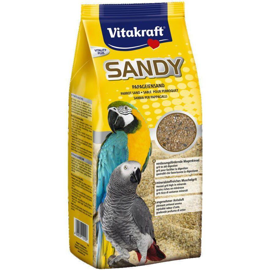 Песок для птиц VITAKRAFT SANDY 2,5кг