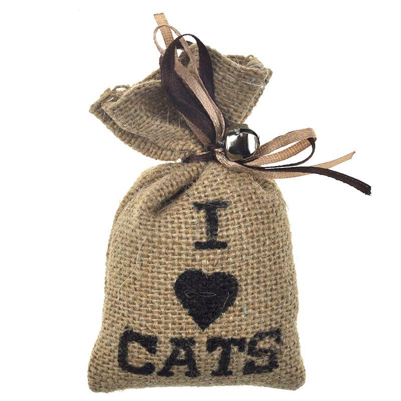 Игрушка для кошек CHOMPER Natural Мешочек с кошачьей мятой
