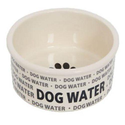 Миска для животных MAJOR Dog water керамика, 675мл цена