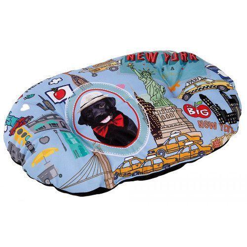 Подушка для животных FERPLAST Relax 65/6 New York 65х42см цена