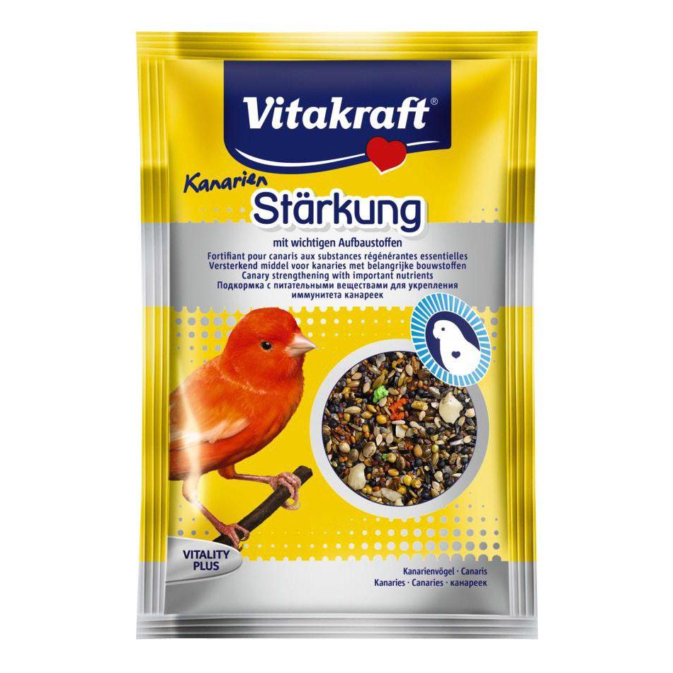 Подкормка для птиц VITAKRAFT Минеральная для канареек 30г стоимость