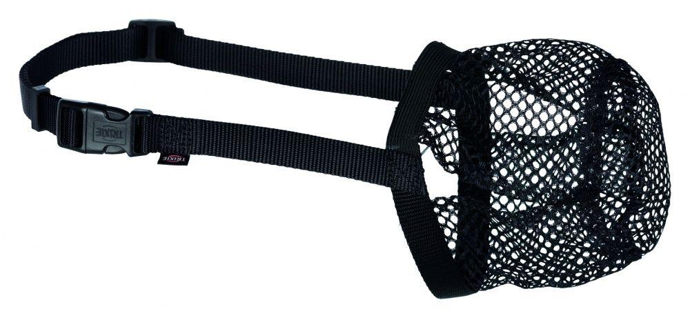 Намордник для собак TRIXIE Защита от отравлений сетка на морду XL 22-56см 36см