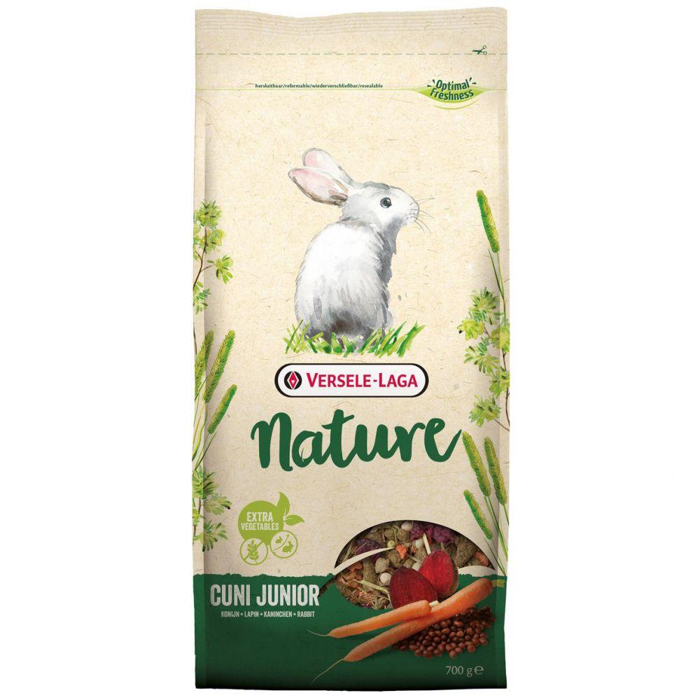 купить Корм для крольчат VERSELE-LAGA Nature Cuni Junior 700г онлайн