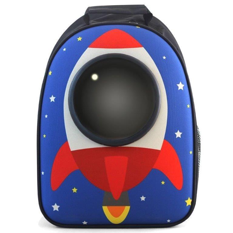 Рюкзак-переноска для животных TRIOL Ракета 450х320х230мм