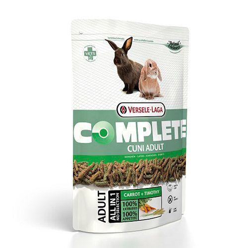 купить Корм для грызунов VERSELE-LAGA CUNI COMPLETE для кроликов сух. 500г онлайн