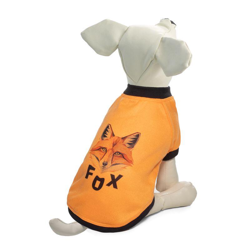 Толстовка для собак TRIOL Лисица S, размер 25см