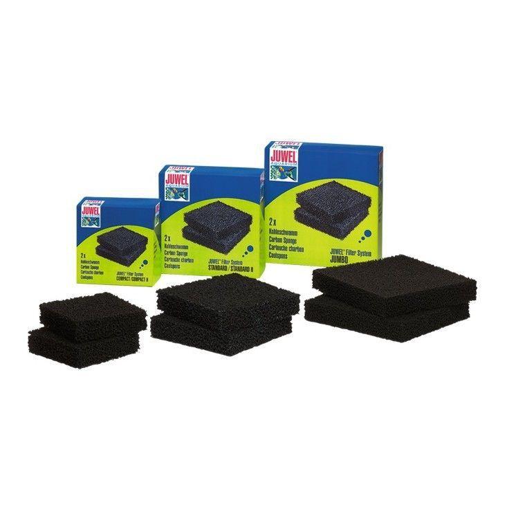 Фото - Фильтрующий материал JUWEL для фильтра Compact уголь M наполнитель для фильтра juwel compact bioflow 3 0 phorax 88057