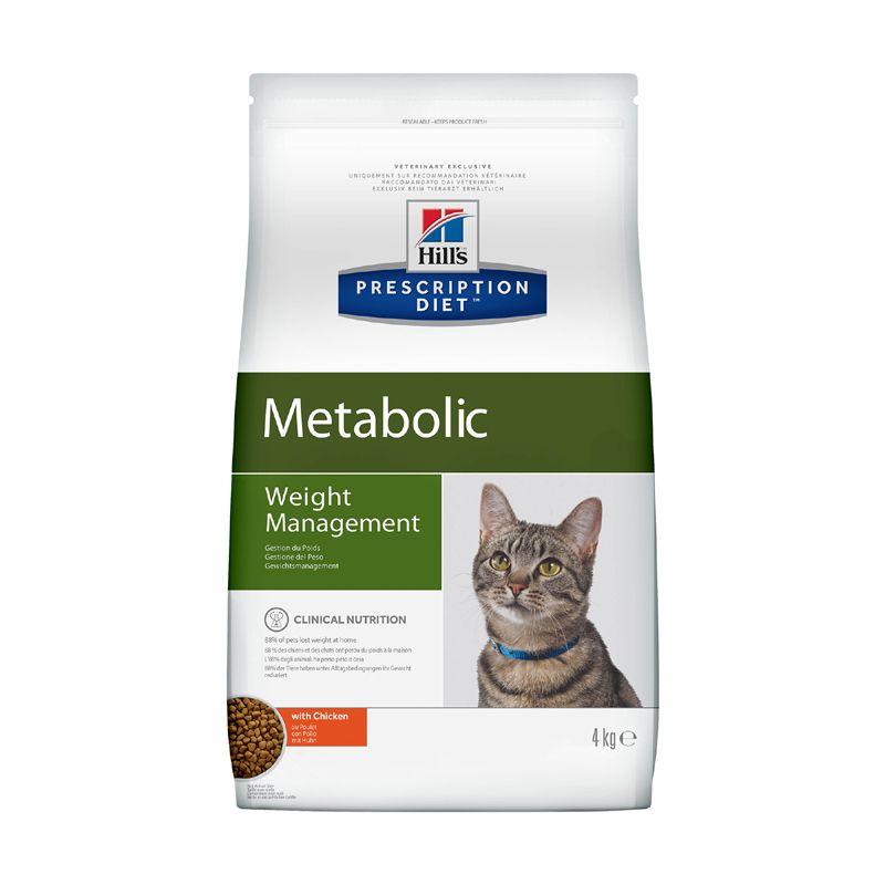Фото - Корм для кошек Hill's Prescription Diet Feline Metabolic для коррекции веса, курица feline psychologist