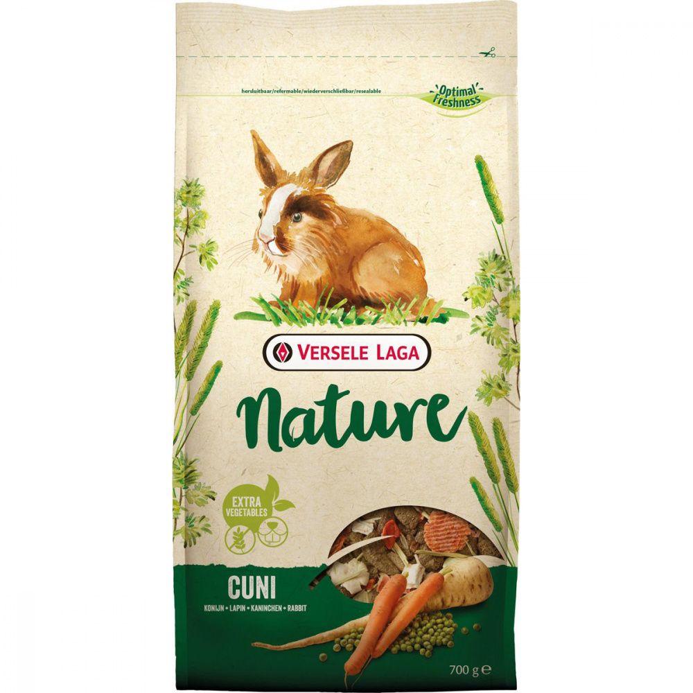 купить Корм для кроликов VERSELE-LAGA Nature Cuni 700г онлайн