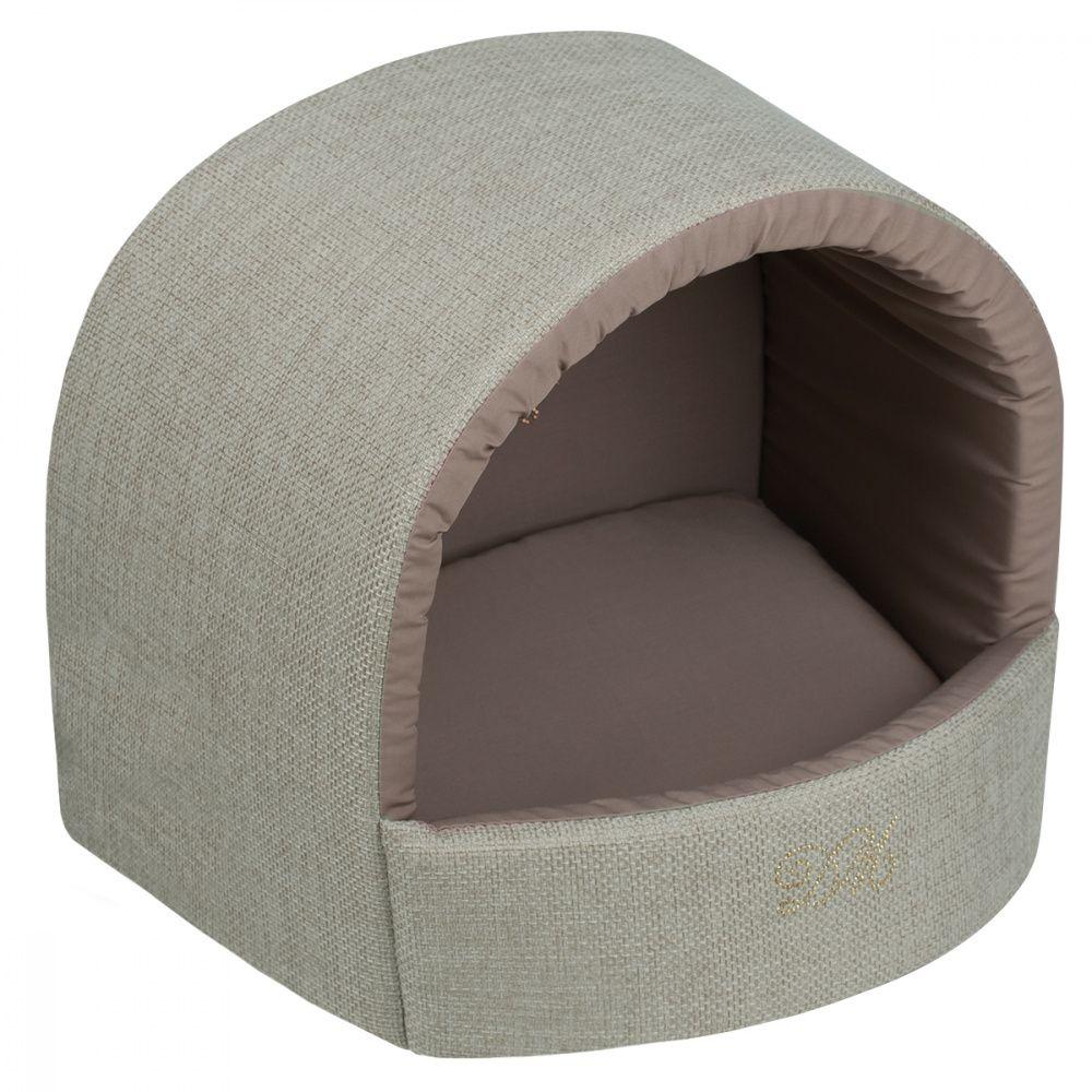 Домик для животных Dogmoda Элегант 34х30х28см домик для кошек dogmoda home классика грей 43x53x35см