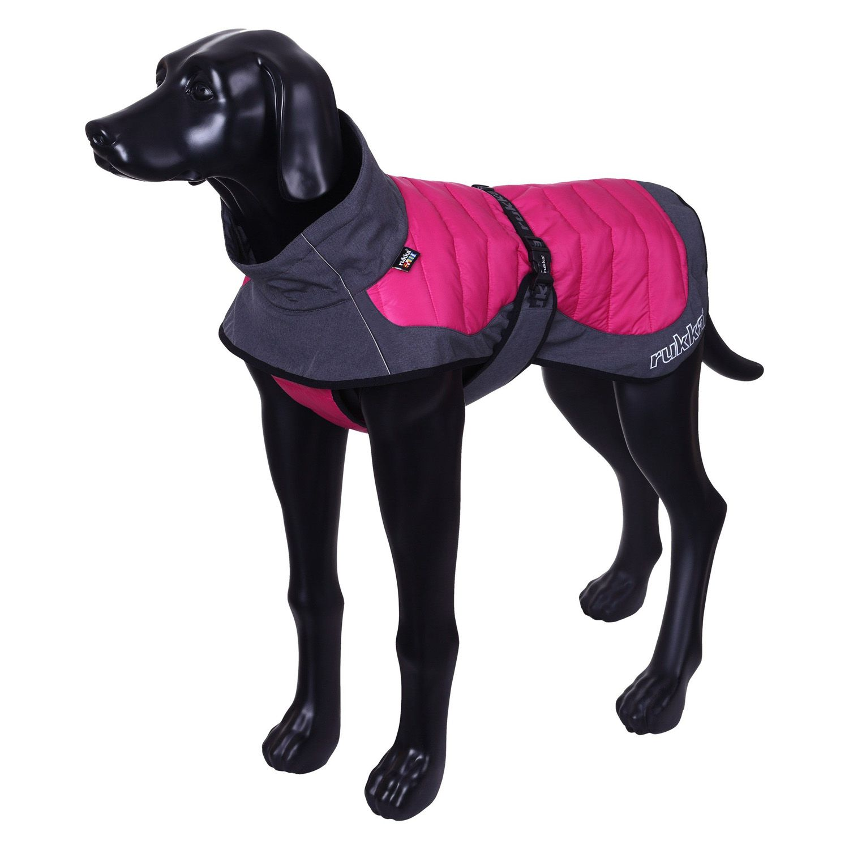 цена на Куртка для собак RUKKA Airborn Hybrid зимняя 40см розовая