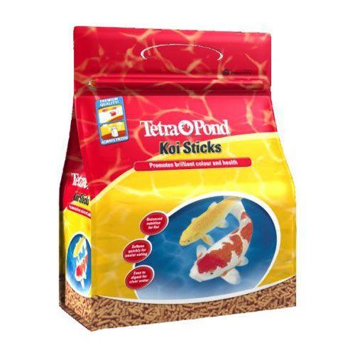 Корм для рыб TETRA Pond Koi Sticks кои, палочки 10л