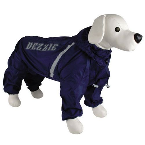 Комбинезон для собак DEZZIE Шарпей мальчик болонья