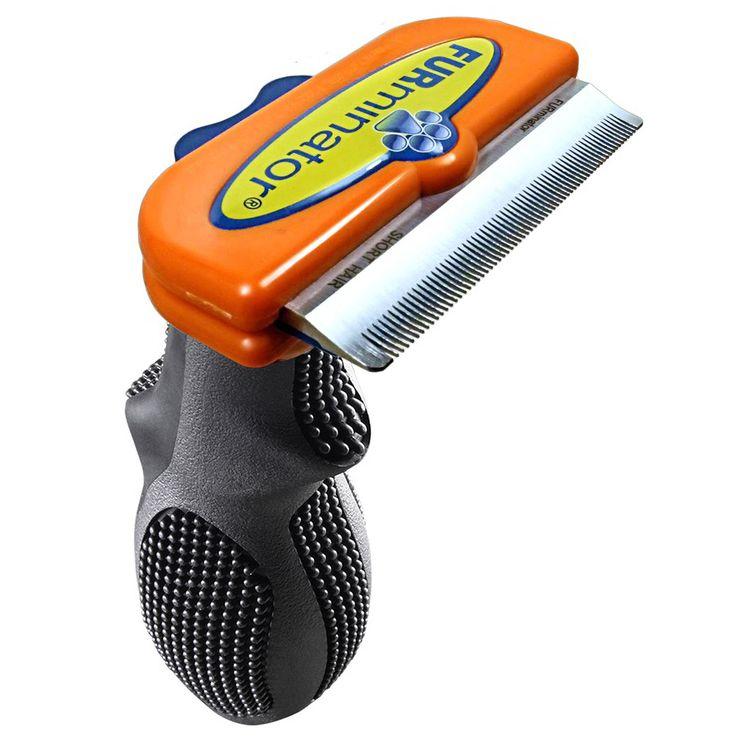 Фурминатор для собак FURminator для короткошерстных средних пород 7см