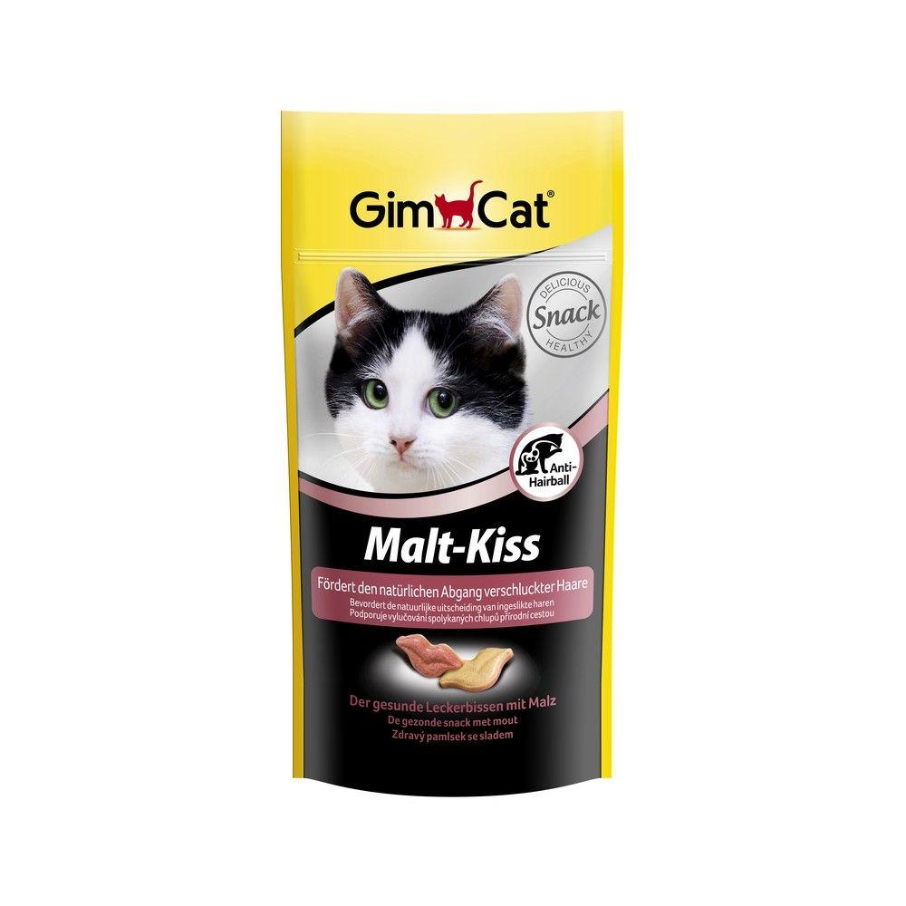 Витамины для кошек GIMCAT Мальт-Кисс 600шт