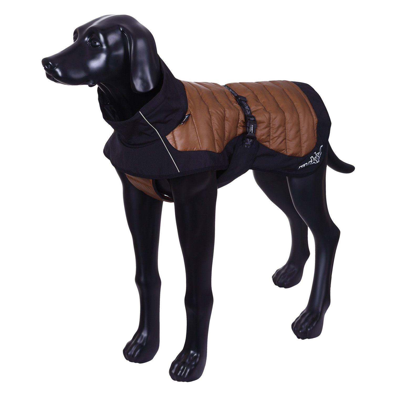 Куртка для собак RUKKA Airborn Hybrid зимняя 55см коричневая