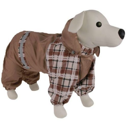 цена на Комбинезон для собак DEZZIE Ротвейлер девочка болонья 69см