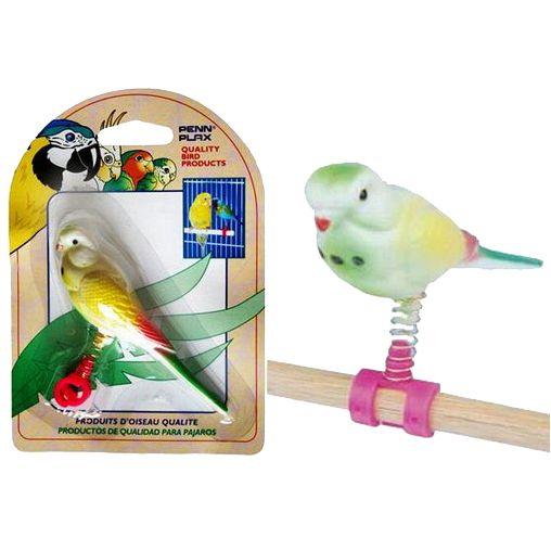 Игрушка для птиц PENN-PLAX ВА509 Подружка попугая малая penn plax переноска клетка penn plax для грызунов и птиц большая