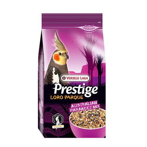 Корм для птиц VERSELE-LAGA PREMIUM AUSTRALIAN PARAKEET для средних попугаев 1кг