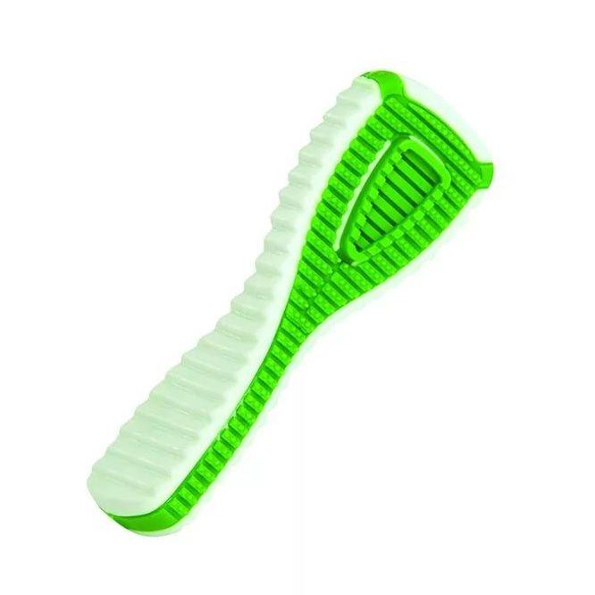 Игрушка для собак PETSTAGES Finity Dental Chew зубная щетка 9см очень маленькая dental pro black compact head зубная щетка жесткая