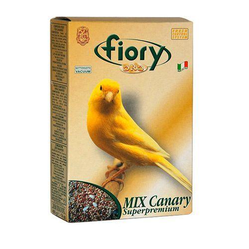 цена Корм для птиц Fiory ORO смесь для канареек 400г онлайн в 2017 году