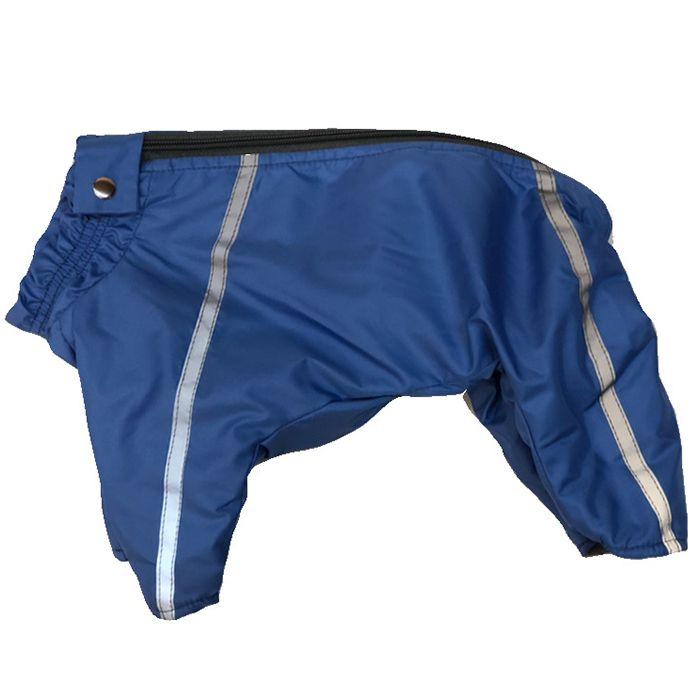 Комбинезон для собак ДОГ МАСТЕР люкс универсальный на флисе (мальчик) размер L