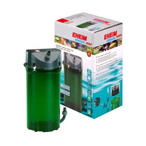 Фильтр EHEIM CLASSIC PLUS внешний для аквариумов до 600л