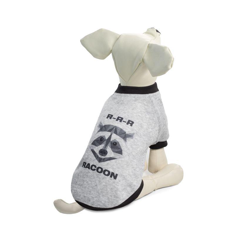 Толстовка для собак TRIOL Енот S, размер 25см