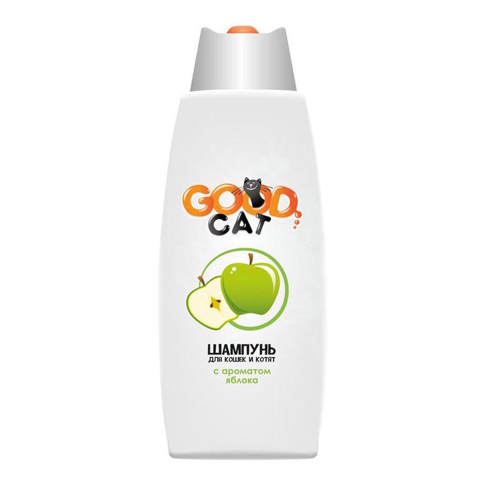 Шампунь для кошек и котят GOOD CAT&DOG с ароматом яблока 250мл