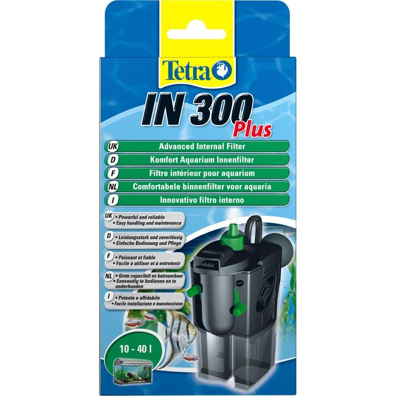 Фильтр TETRA внутренний ТЕК IN 300 10-40л