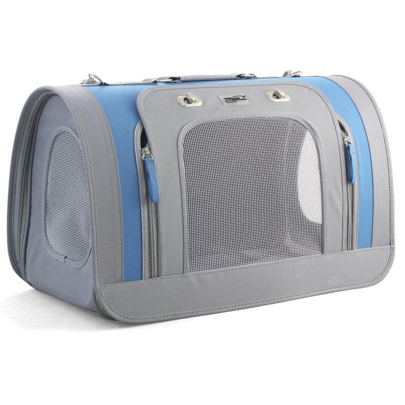Сумка-переноска для животных Спорт TRIOL Лаура 46х26,5х28см сумка переноска для собак triol лаура 46х26 5х28 см голубой серый