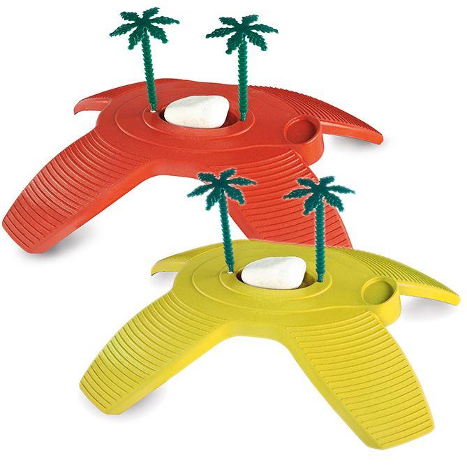 Остров для черепах IMAC Turtle Beach пластик. 32х27,5х7,5см цена и фото