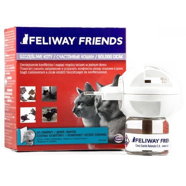 цена на Модулятор поведения кошек CEVA Феливей Friends, сменный флакон 48мл. + ДИФФУЗОР